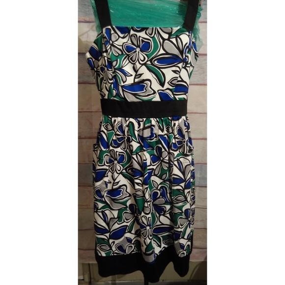 dby ltd Dresses & Skirts - Size 10 floral print dress